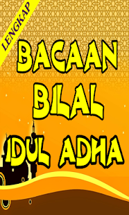 Bacaan Bilal Idul Fitri & Idul Adha Lengkap - náhled