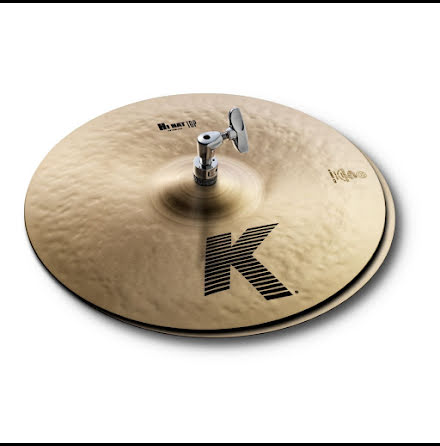 "14"" K Zildjian - Hi-hat"