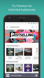 TuneIn Radio - Music, Podcasts & Audiobooks- screenshot thumbnail