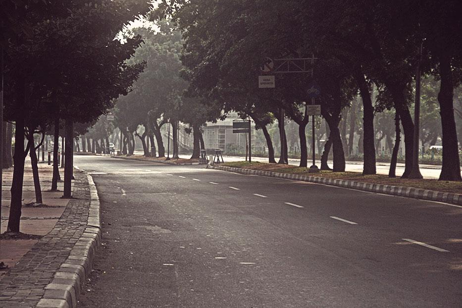 Jalan Jendral Sudirman, Lebaran 2011