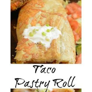 Taco Pastry Roll