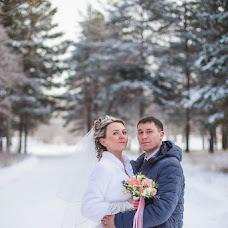 Wedding photographer Rina Vasileva (RinaIra). Photo of 11.01.2017