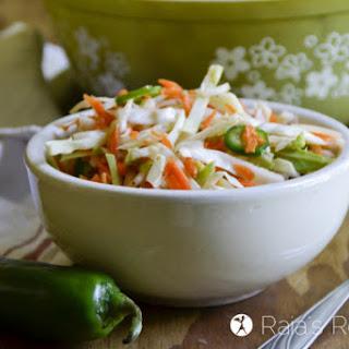 Spicy Curtido Coleslaw Recipe