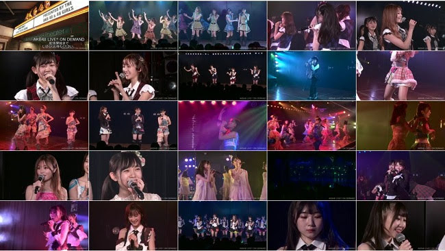 [TV-Variety] AKB48 込山チームK「RESET」公演 小林蘭 生誕祭 (2019.10.15)