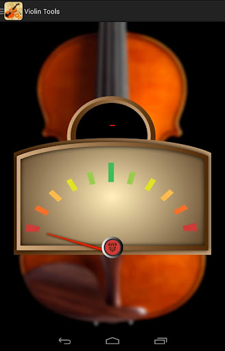 Violin Tuner Tools 2.42 screenshots 13