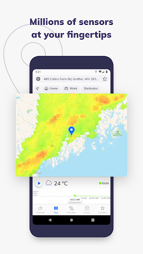 Weather Assistant by ClimaCell screenshot 6