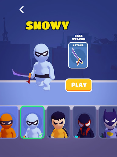 Stealth Master - Assassin Ninja Game 1.7.0 screenshots 9