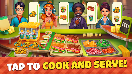Cook It! City of Free Frenzy Cooking Games Madness  screenshots 2