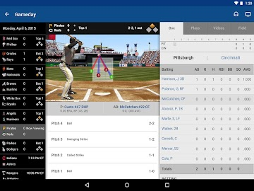 MLB.com At Bat Screenshot 8