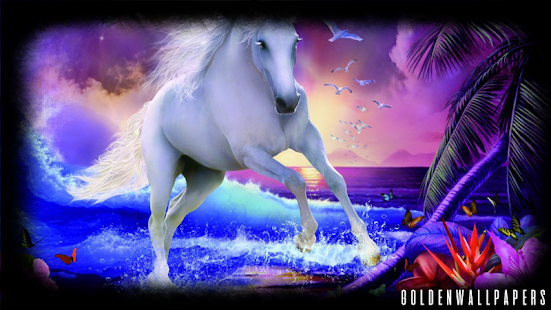 Unicorn wallpaper apps on google play screenshot image voltagebd Image collections