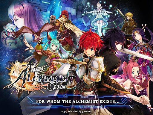 THE ALCHEMIST CODE 1.4.2.0.191 screenshots 16