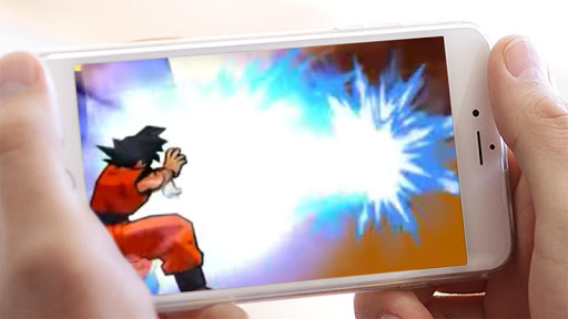 Warrior For Super Goku Saiyan game (apk) free download for Android/PC/Windows screenshot