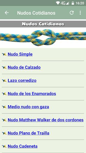 Manual de Nudos 2.1 screenshots 6