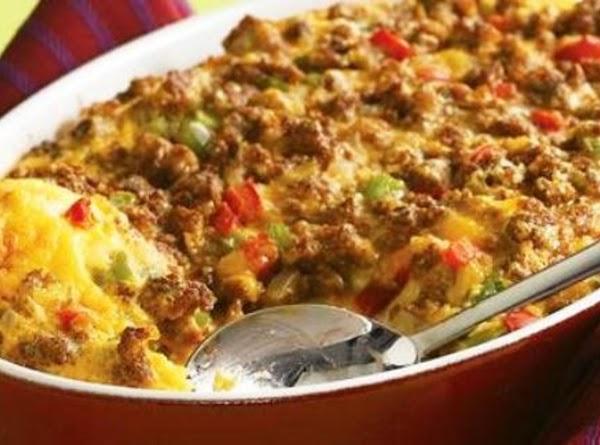 Holiday Breakfast Bake Recipe