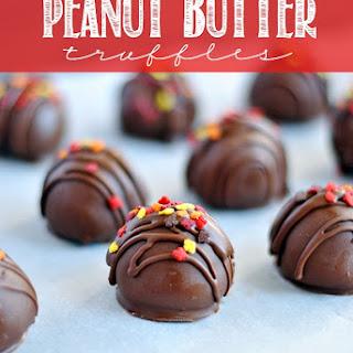 Peanut Butter Truffles