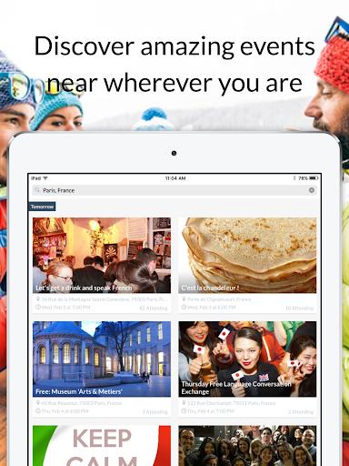 Couchsurfing Travel App 4.36.5 Screenshots 8