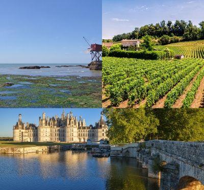 ouvrir une franchise en région Nouvelle Aquitaine, Pays de Loire