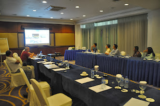Photo: ANGVA Board Meeting