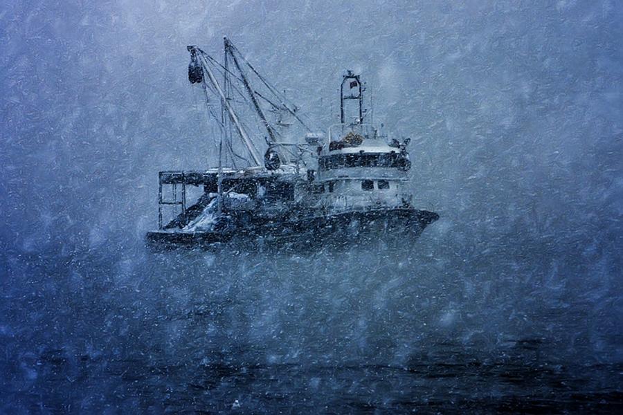 Home journey... by Ilker Erdogru - Landscapes Weather ( sea nature weather )