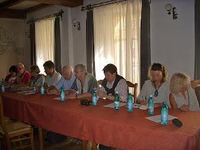 Photo: Meeting of the Board of Directors, Sighisoara - Rumania