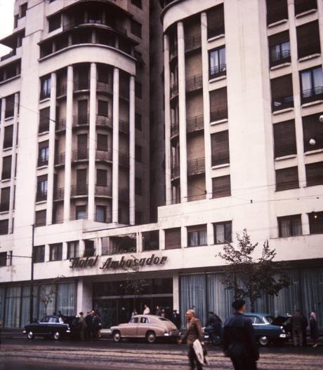 Description: Hotel Ambasador