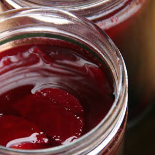 Swedish Pickled Beets.