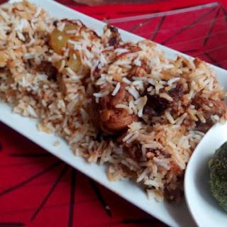 Bombay Chicken Biriyani