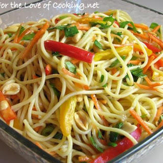 Asian Noodle Salad Recipe