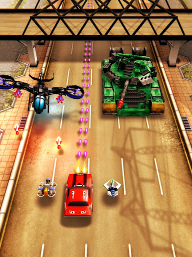 Chaos Road: Combat Racing modavailable screenshots 8