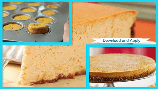 Savory Pumpkin Cheesecake Recipes - náhled