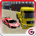 Chaotic Car Racing 3D icon
