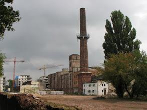 Photo: stara fabryka przy ul. Tylnej (Łódź)