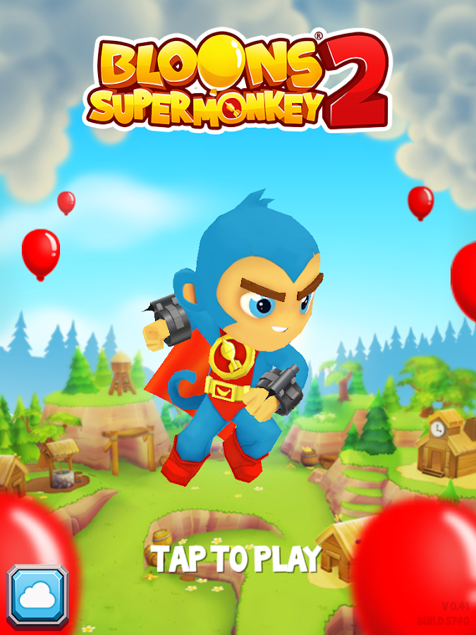 Bloons Supermonkey 2- screenshot