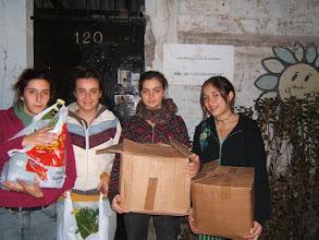 Photo: Trabajos de Invierno en Centro los Girasoles de Coanil. Intercolegios ..sin fecha