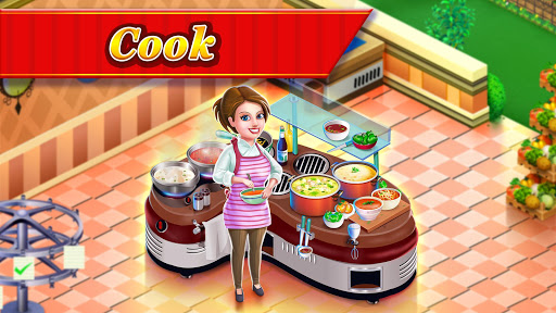 Star Chef™ : Cooking & Restaurant Game screenshots 1