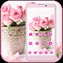 Pink Rose Theme icon