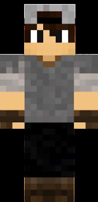 YouTuber Minecraft TITANWAR