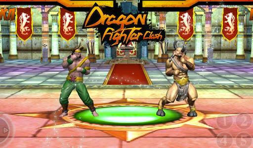 Dragon Fighter Clash