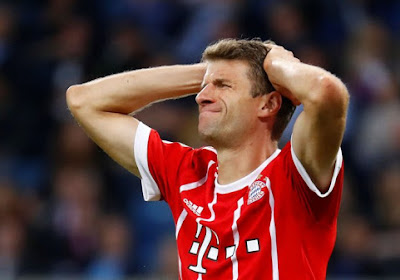 Grosse surprise en Bundesliga