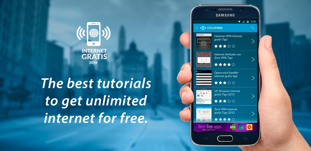 melhor app vpn internet gratis