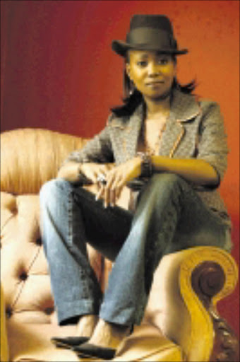 UP TO TASK: Lesego plays top role in Biko play. Pic: MUNTU VILAKAZI. 26/01/2006. © Sunday Times.