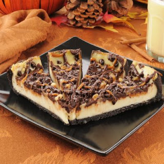 Caramel Pecan Turtle Cheesecake Copycat From The Cheesecake Factory