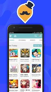 QooApp 2k18 plus - náhled
