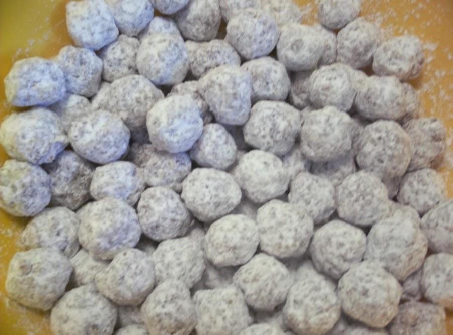 Date nut balls in Melbourne