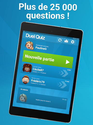 Duel Quiz 4.5.8 screenshots 12