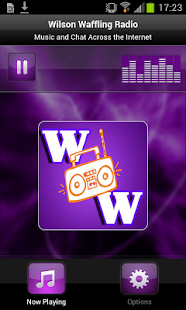 Wilson Waffling Radio- screenshot thumbnail