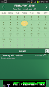 Calendars - Multiple calendars in one app Apk Download Free for PC, smart TV