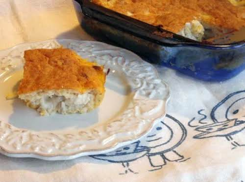 """Mom's Chicken Scratch """"This is a family favorite! My mom made this..."""