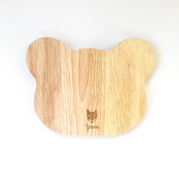 Bear Plate Set