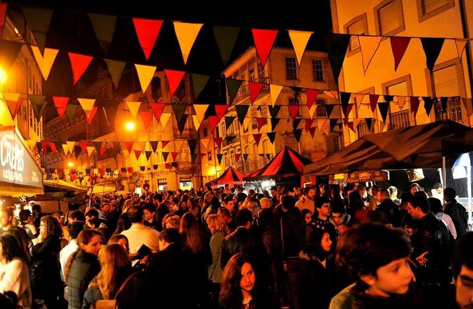Milhares de pessoas visitaram a Feira Medieval de Lamego